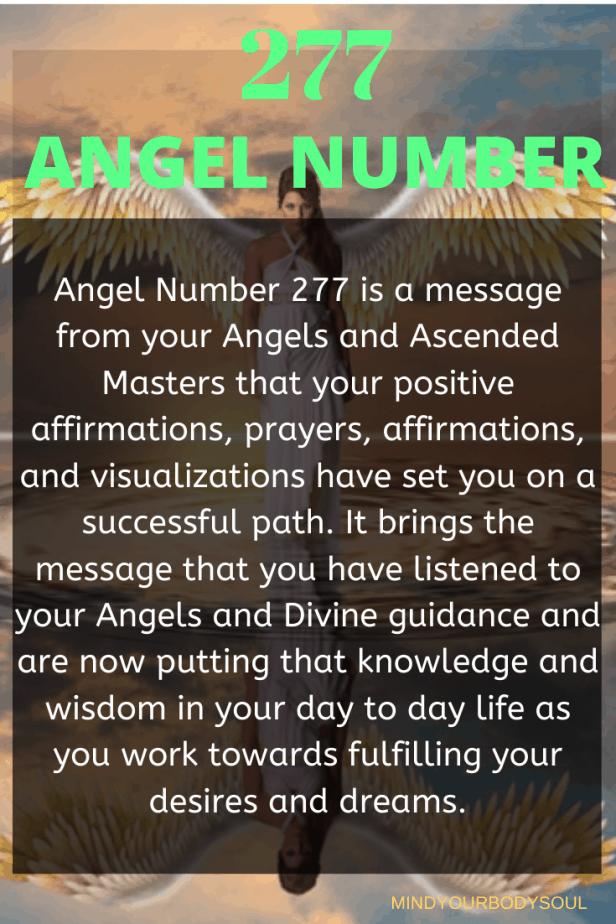 277 Angel Number