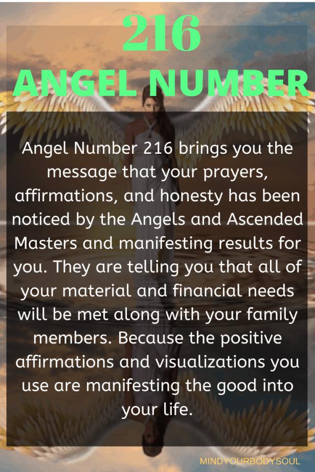216 Angel Number
