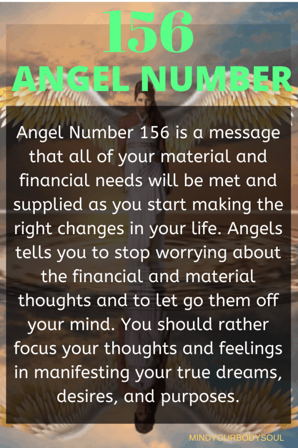 156 Angel Number