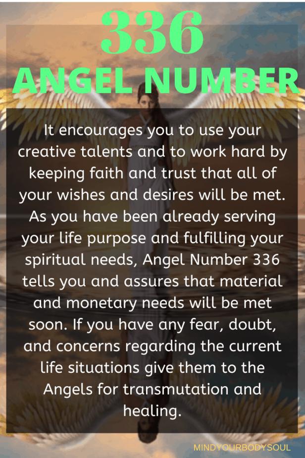 336 Angel Number