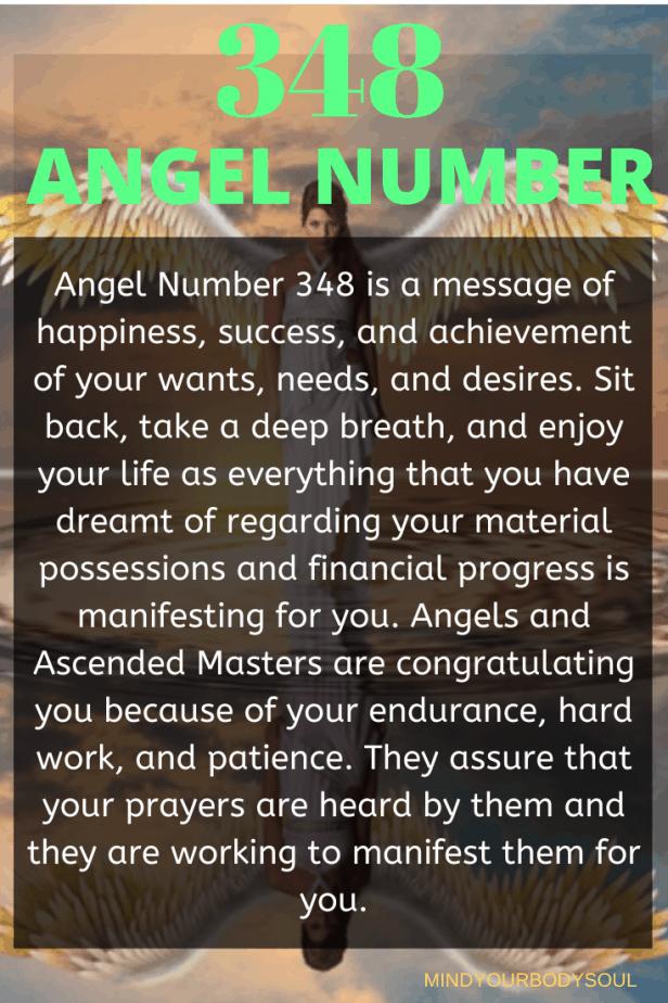 348 Angel Number