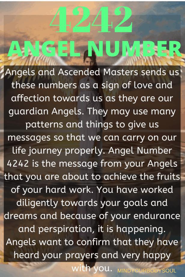 4242 Angel Number