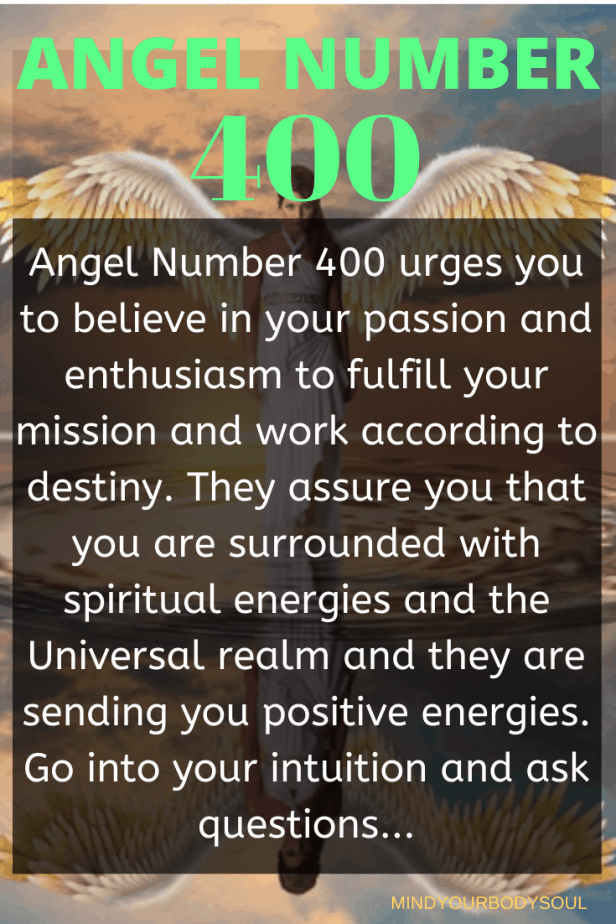 400 Angel Number