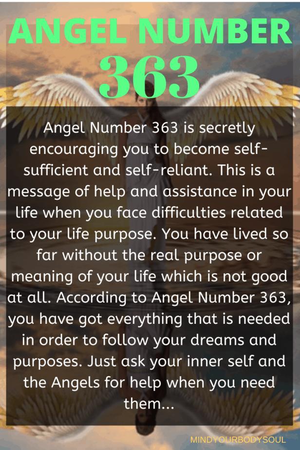 363 Angel Number