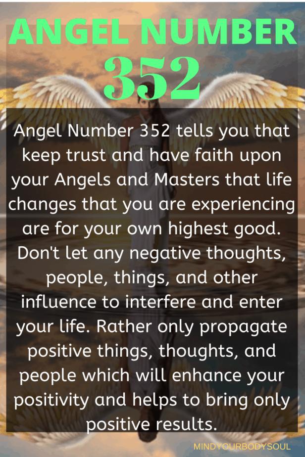 352 Angel Number
