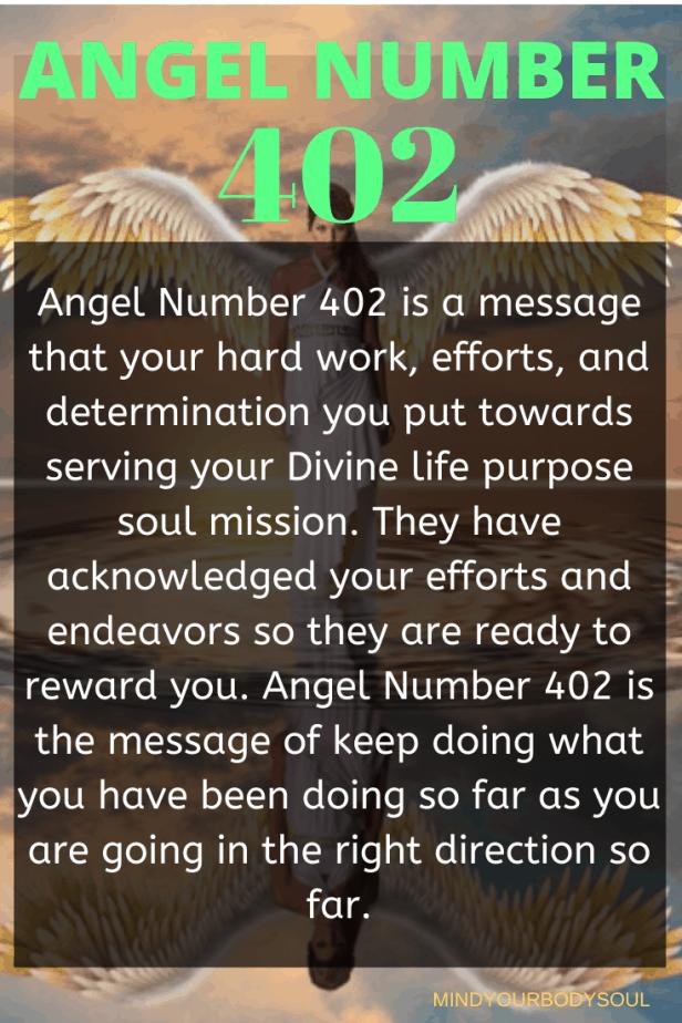 402 Angel Number