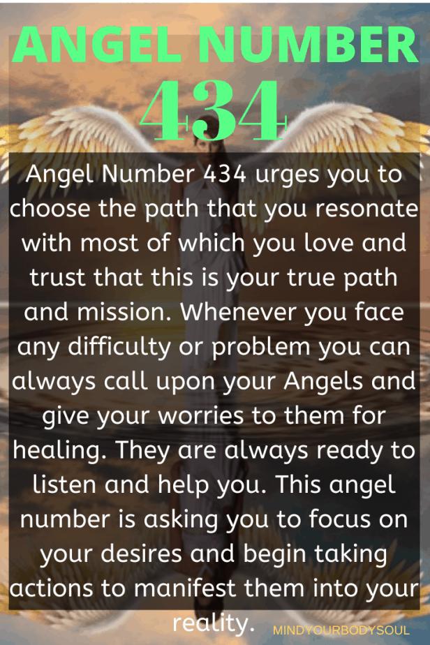 434 Angel Number
