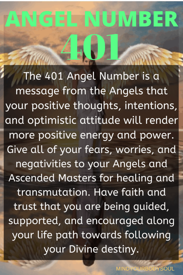 401 Angel Number