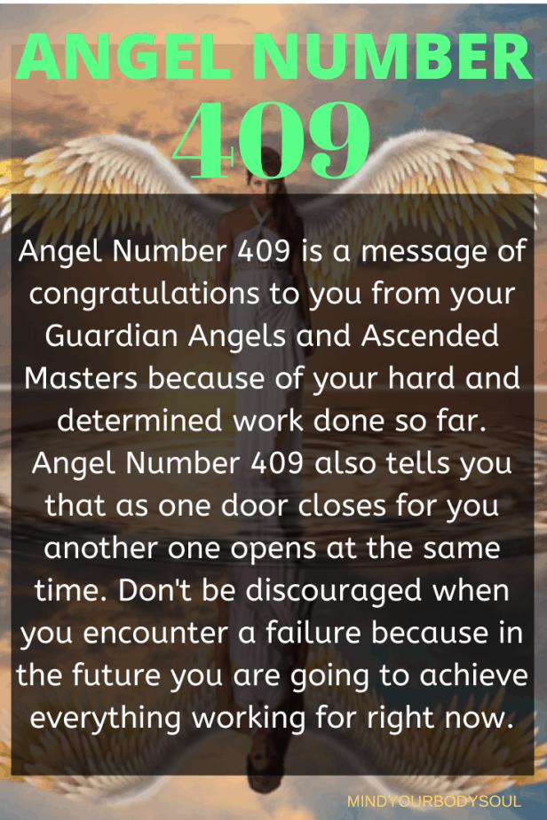 409 Angel Number