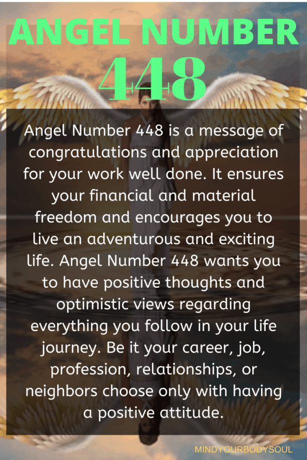 448 Angel Number