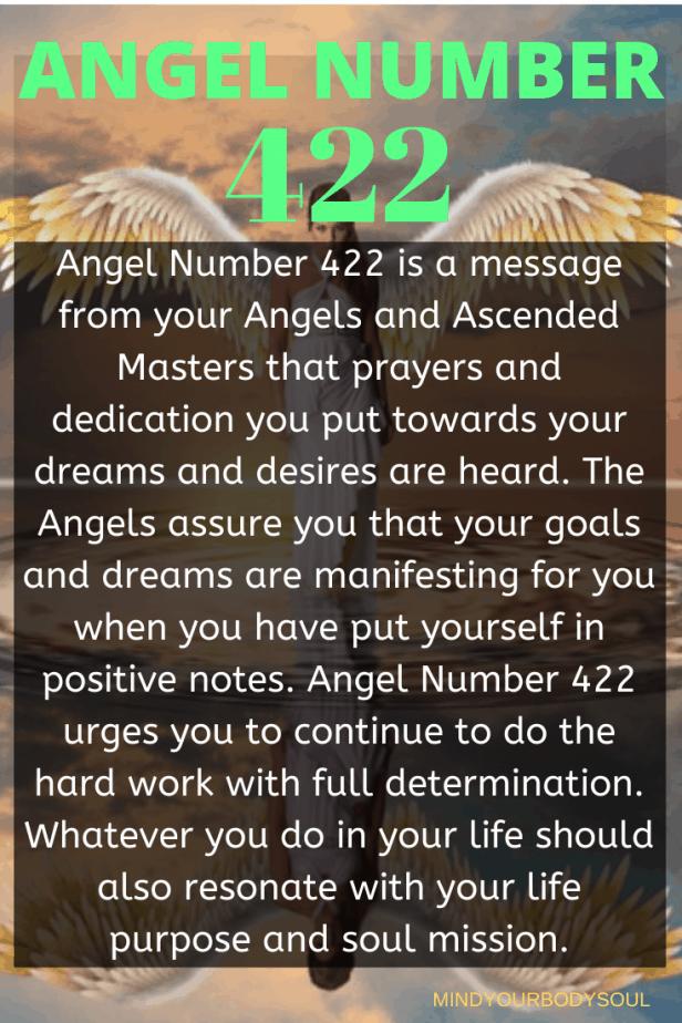 422 Angel Number