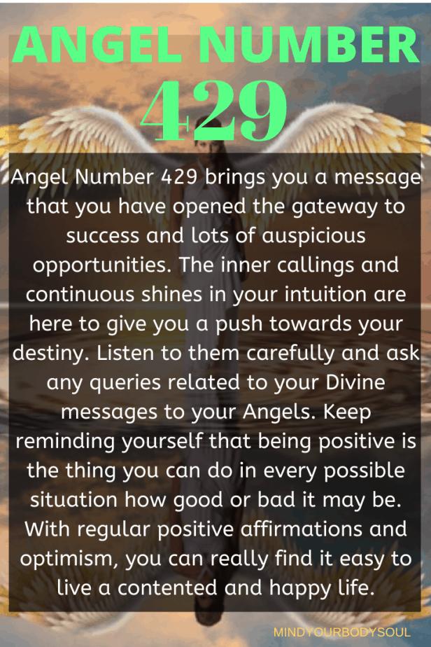 429 Angel Number