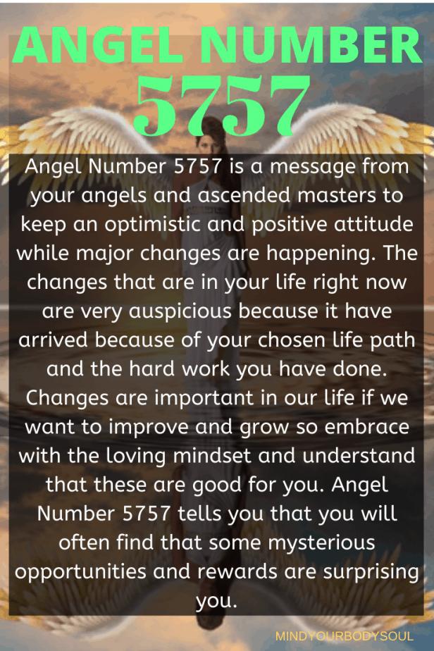 5757 Angel Number