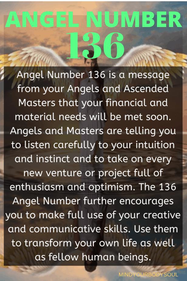 136 Angel Number