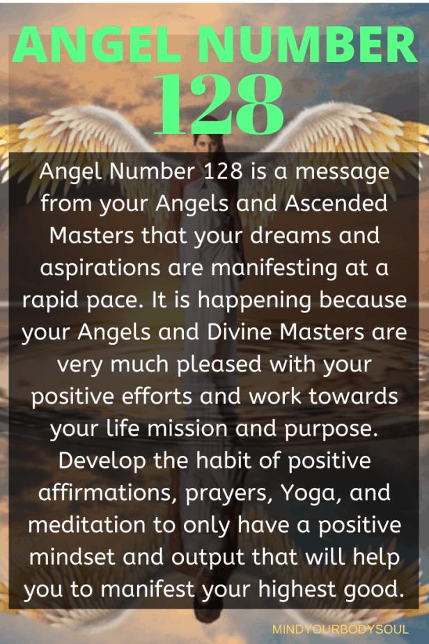 128 Angel Number