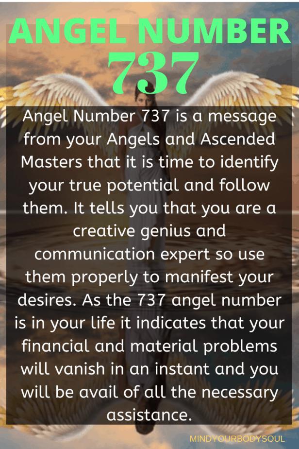 737 Angel Number