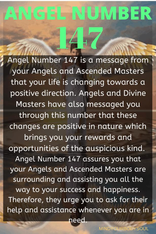 147 Angel Number