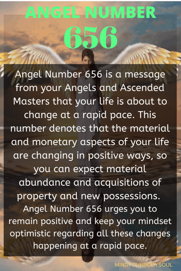 656 Angel Number