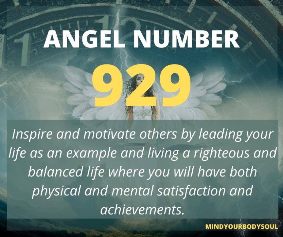 929 Angel Number