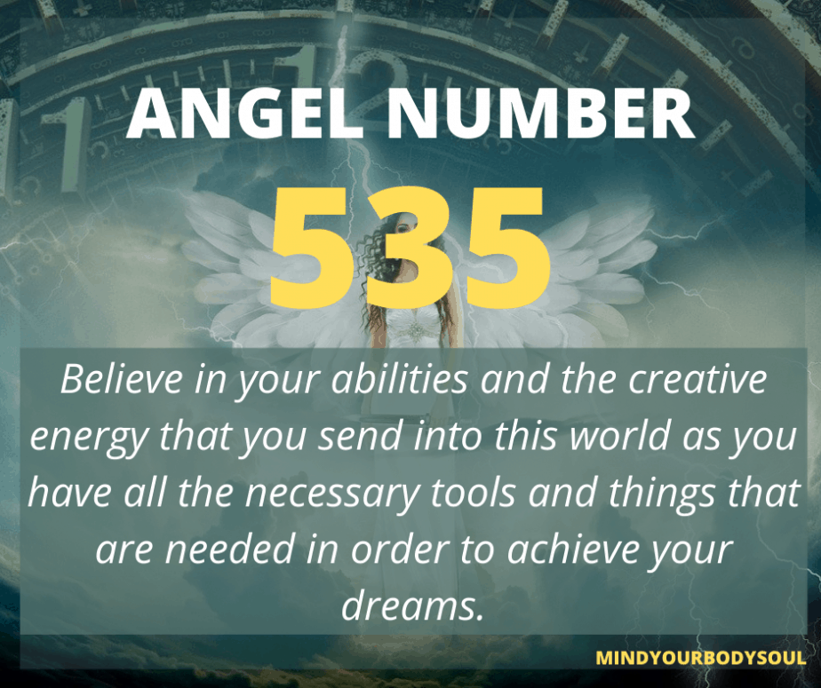 535 Angel Number