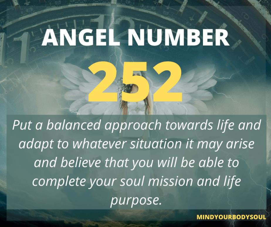 252 Angel Number