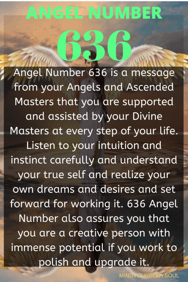 636 Angel Number