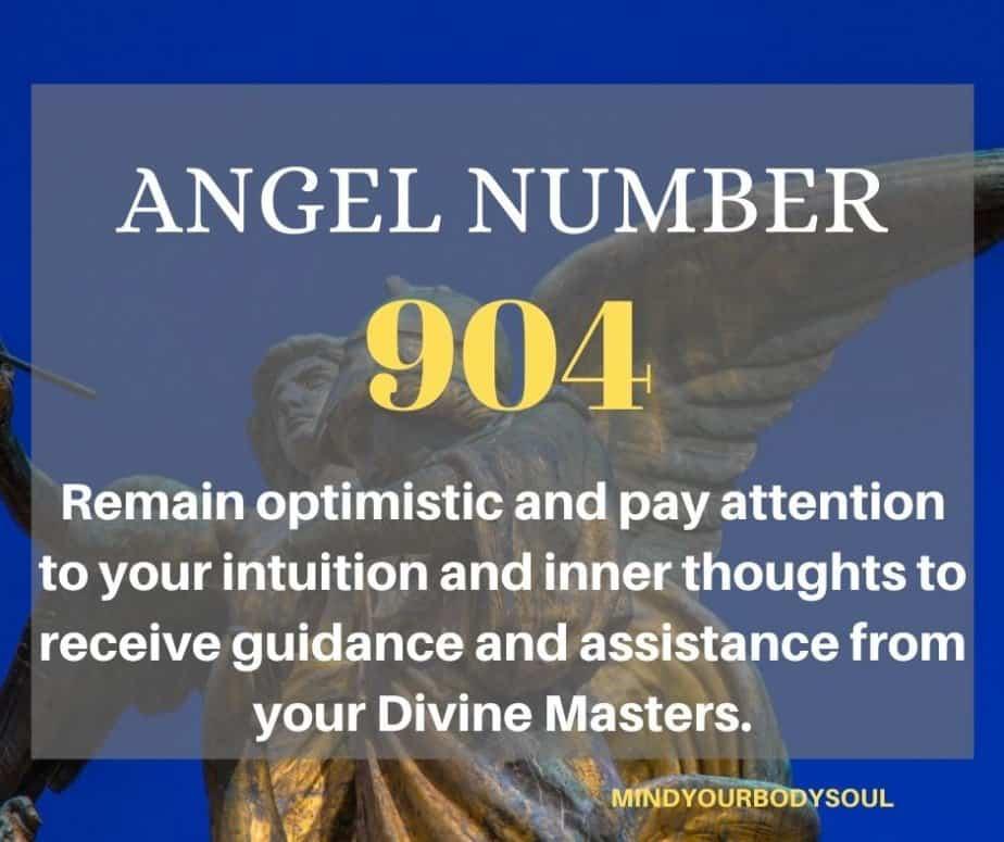 904 Angel Number