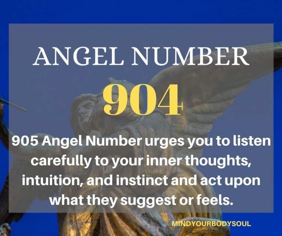 905 Angel Number
