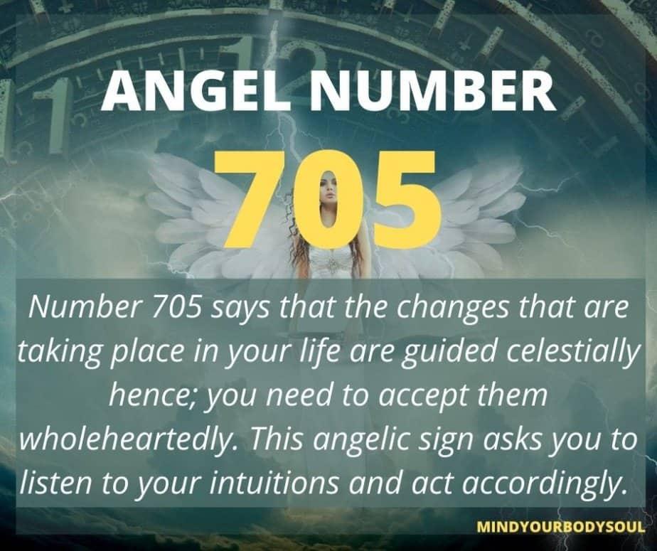 705 Angel Number