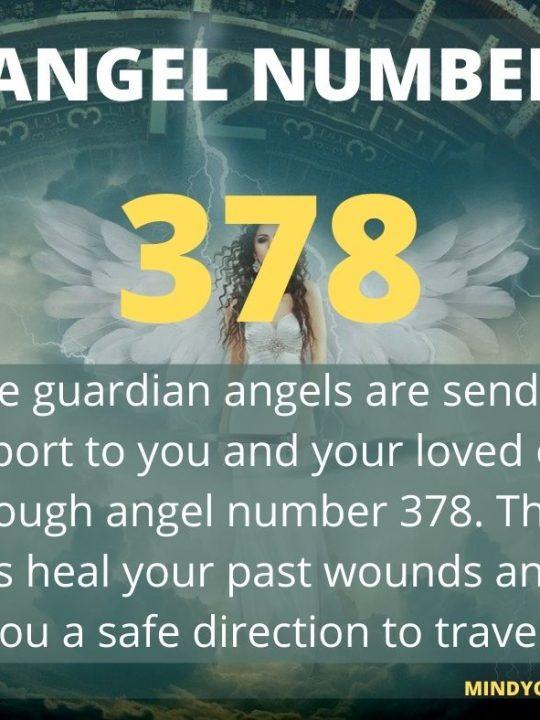 378 Angel Number