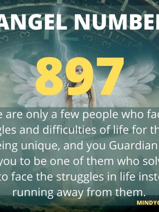 897 Angel Number