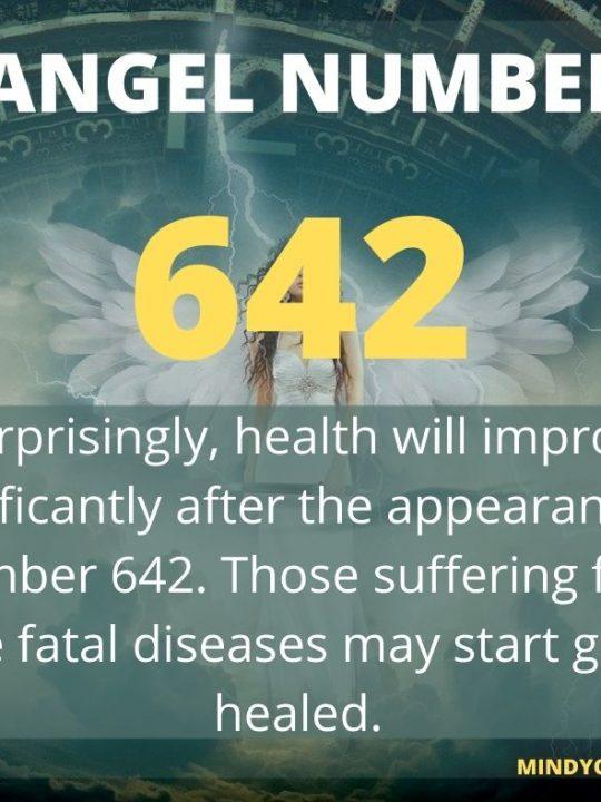642 Angel Number