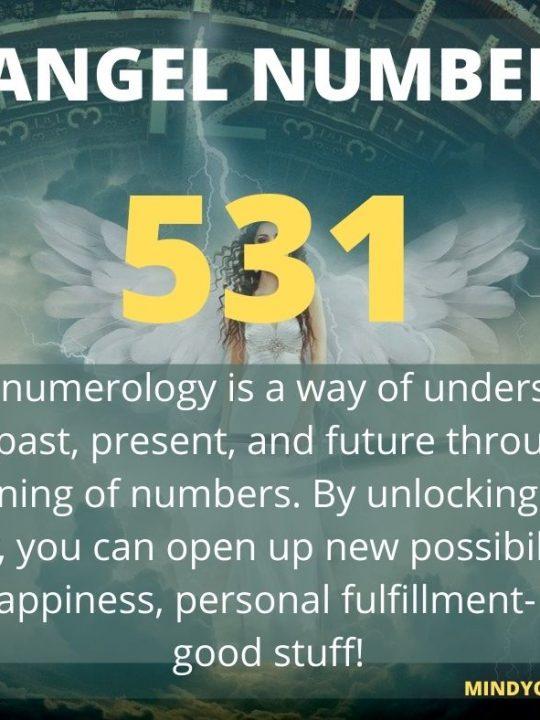 531 Angel Number