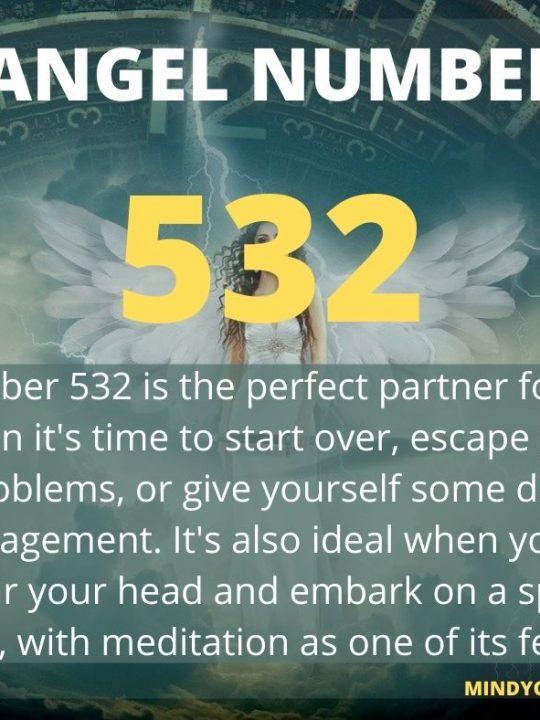 532 Angel Number