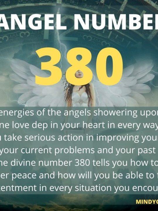 380 Angel Number