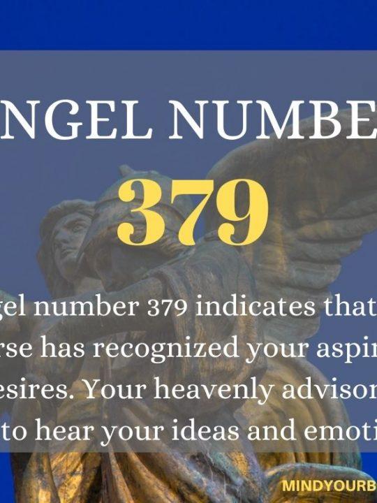 379 Angel Number