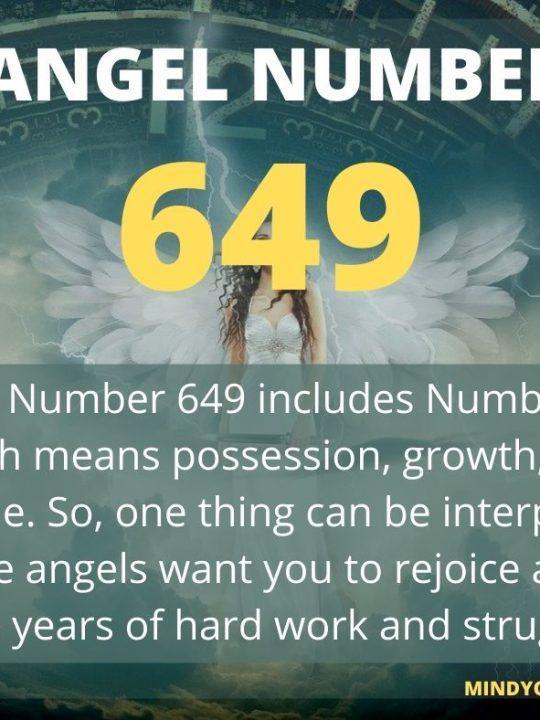 649 Angel Number