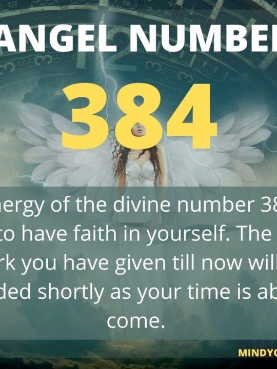 384 Angel Number