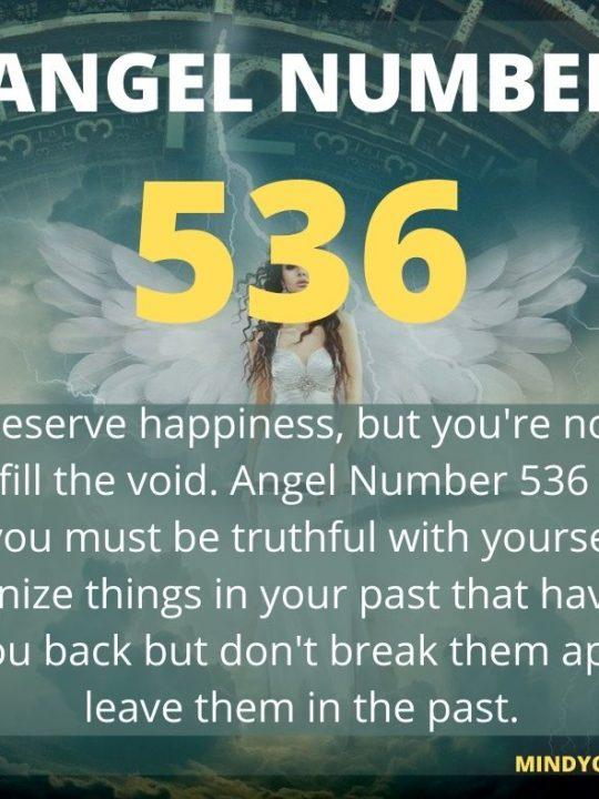 536 Angel Number