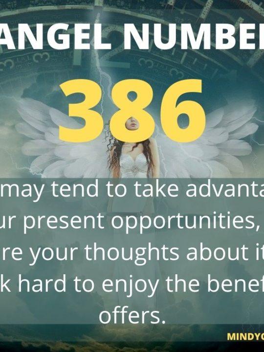 386 Angel Number