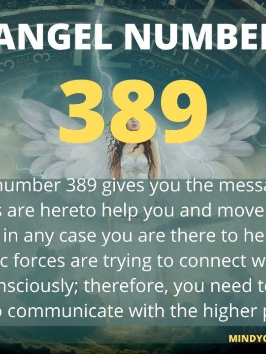 389 Angel Number