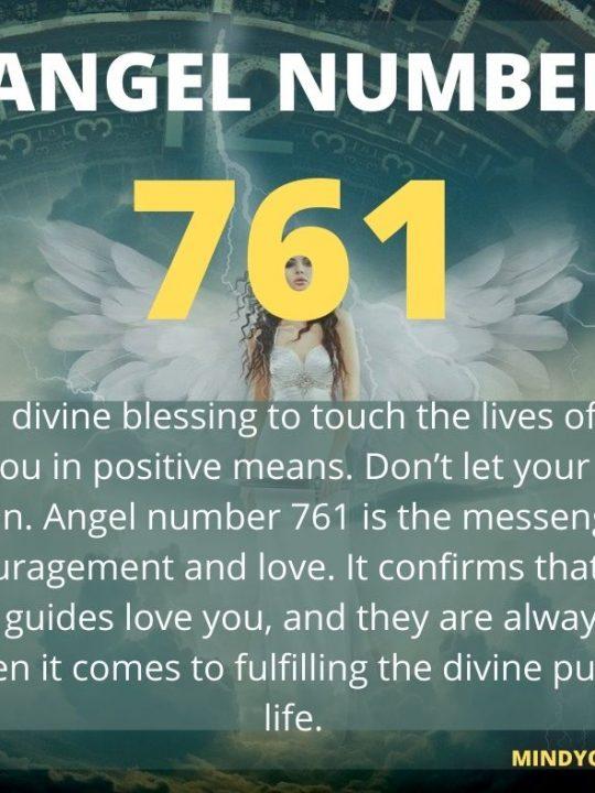761 Angel Number