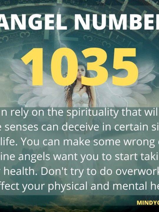 1035 Angel Number