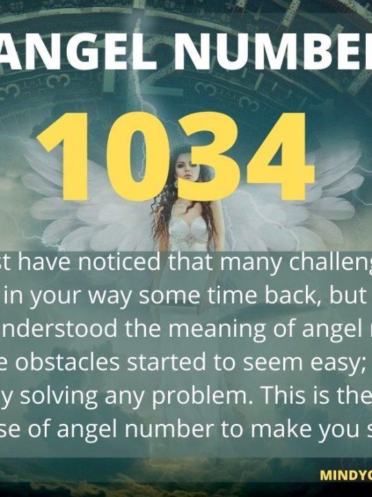 1034 Angel Number