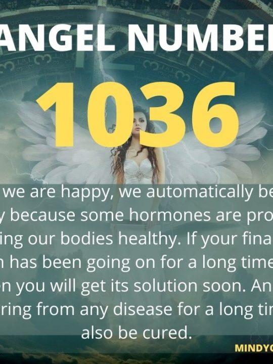 1036 Angel Number