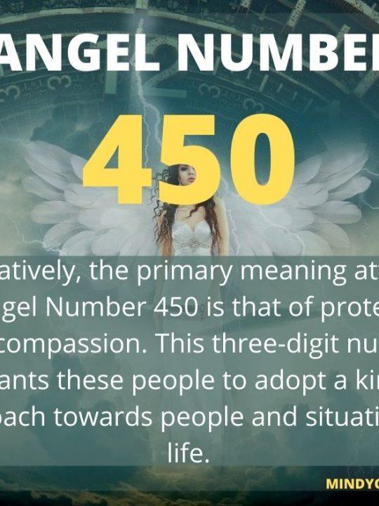 450 Angel Number